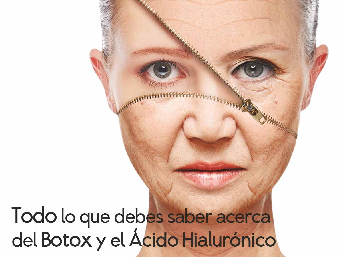 Botox Acido Hialuronico