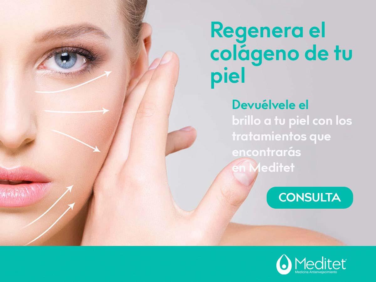 regenerar piel colageno y tratamientos
