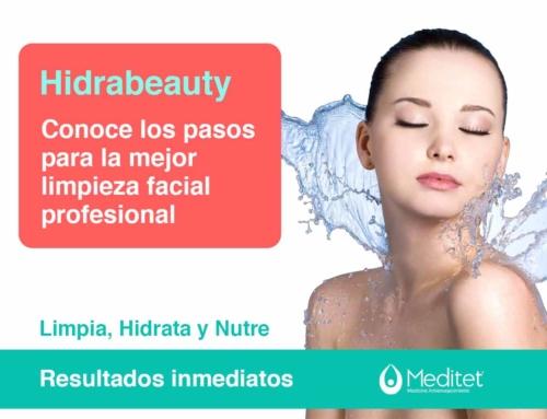 Conoce los pasos para la mejor limpieza facial profesional con Hydrabeauty