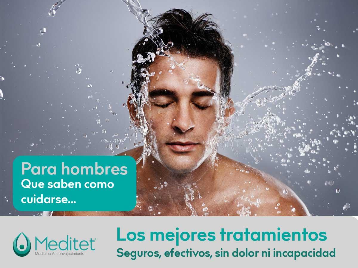 tratamiento belleza para hombres