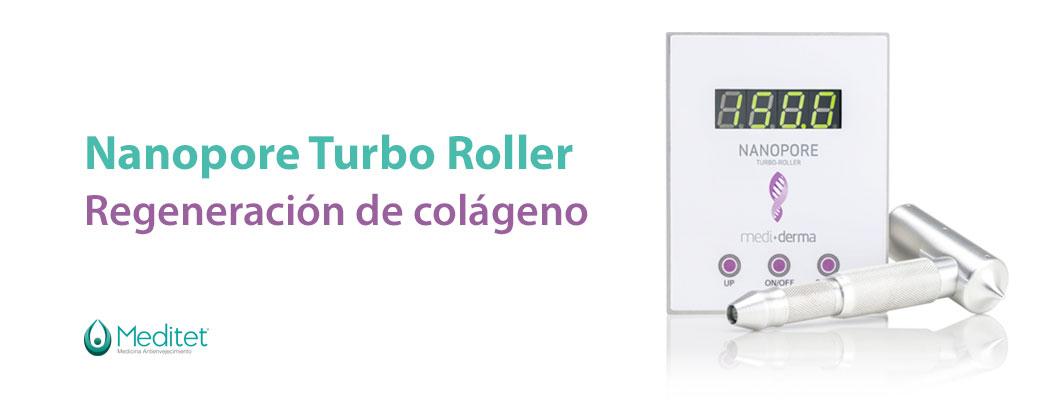 nanopore turbo roller