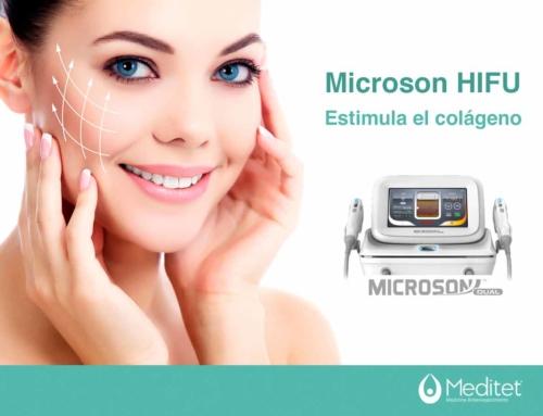 Producción de colágeno para prevenir el envejecimiento de la piel
